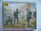 ZVEZDA 6105 - GERMAN INFANTRY 1939-1942 - Scale 1/72. NEW. - Figurines