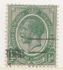 1913 South Africa -  George V - Sud Africa (...-1961)