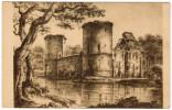 Le Chateau De Beersel, Brabant, Pasr Le Chevalier De La Barrière (pk24668) - Rhode-St-Genèse - St-Genesius-Rode