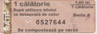 Romania Bus/tramwat Ticket 1 Travel - Tickets - Vouchers