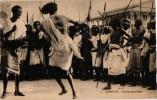DJIBOUTI ... DANSES GUERRIERES - Gibuti