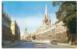 FRA CARTOLINA INGHILTERRA GRAN BRETAGNA ENGLAND GREAT BRITAIN THE HIGH, OXFORD NON VIAGGIATA CONDIZIONI COME DA SCANSION - Oxford