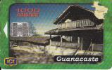 COSTA RICA - Guanacaste, ICE Tel telecard, 05/01, used