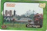 COSTA RICA - Cartago, ICE Tel telecard, 05/01, used