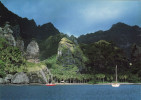 Iles Marquises - La Baie Des Vierges - Polinesia Francese
