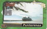 COSTA RICA - Puntarenas, ICE Tel telecard, 05/01, used