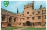 FRA CARTOLINA INGHILTERRA GRAN BRETAGNA ENGLAND GREAT BRITAIN JESUS COLLEGE, OXFORD NON VIAGGIATA CONDIZIONI COME DA SCA - Oxford