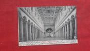 Italy > Lazio> Roma (Rome) > Basilica De S. Paulo--Has Stamp & Cancel  --ref   2005 - Roma (Rome)