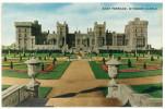 FRA CARTOLINA INGHILTERRA GRAN BRETAGNA ENGLAND GREAT BRITAIN EAST TERRACE, WINDSOR CASTLE NON VIAGGIATA CONDIZIONI COME - Windsor Castle