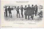 MILITAIRE - Fêtes FRANCO-RUSSES De 1901 - Grandes Manoeuvres De L'Est - S.M. L'Empereur Nicolas II - Manoeuvres