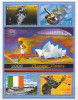 Antigua Barbuda MNH Sheetlet - Summer 2000: Sydney