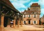 DOMME Les Anciennes Halles Et La Maison Du Gouverneur - France
