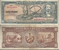 Cuba Pick 88# 10 Pesos (1956-60) BC