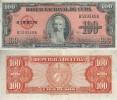 Cuba Pick 93# 100 Pesos (1959-60) MBC
