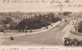 Luxembourg-Ville -  Le Nouveau Pont -  Le Plateau Bourbon - La Passerelle - Vers 1900 - Luxemburg - Stadt