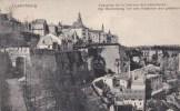 Luxembourg-Ville -  Vue Prise De La Caserne Des Volontaires - Rue Large - - Luxembourg - Ville
