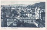 AK Salzburg Von Der Katzenbastei (18775) - Salzburg Stadt