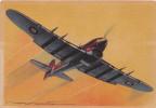 """AVION  - Hawker """" Typhoon """" Illustrée - 1946-....: Ere Moderne"""