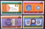 Seychelles - MNH** - 1974  - Sc # 317/320 - Seychelles (...-1976)