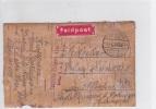 Feldpost WW1: Letter Made Of Birch From Deutsche Flieger - Abteilung 69 At The KUK XI. Armee And With KD Feldpoststation - Militaria