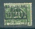 "BELGIE - Nr TX 14A  N/F 19 - ""BRUSSEL 1919 BRUXELLES"" (ref. 3605) - ROLLER PRECANCELS - Préos à Roulette - Roller Precancels 1910-19"