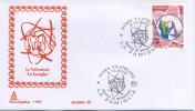 ITALIA - FDC  CAPITOLIUM 2003 - LA FAMIGLIA - ANNULLO SPECIALE ROMA - F.D.C.