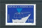 Dominikanische Republik   **  , 1760 , Kolumbus-Mausoleum - Dominicaanse Republiek