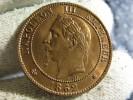 Napoléon III :10 Centimes 1862 A : état Exceptionnel - France