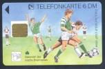 Ireland EIRE Telepfonkarte 1994 World Cup Football Soccer Fussball Calcio Voetbal Futbol; Flora Clover; Collect Irish - Sport