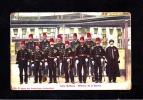 TRPR3-30 CONSTANTINOPLE CARTE MILITARE OFFICIERS DE LA MARINE - Türkei