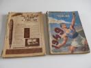 2 X ALMANACH DE MIROIR SPRINT - 1949 & 1948 - SPORT - Sports