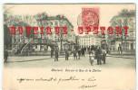 ACHAT DIRECT  BELGIE < CHARLEROI - RUE De La STATION ANIMEE - DOS SCANNE - Charleroi