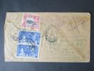 GB Kolonie 1938 Uganda / Kenya Tanganyika. MiF. Registered Letter Mombasa Kenya 6394. The Gossip Printery - Kenya, Uganda & Tanganyika