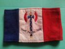 Authentique Brassard Francisque WW2 39 45 Du Regime De Vichy - Stoffabzeichen