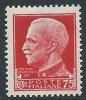 1929-42 REGNO IMPERIALE EFFIGIE 75 CENT MNH ** - IM2-7 - Mint/hinged