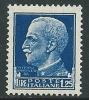 1929-42 REGNO IMPERIALE EFFIGIE 1,25 LIRE MNH ** - IM5-5 - 1900-44 Victor Emmanuel III.