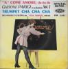 Gastone Parigi 45t. EP * A Come Amore* - Other - Italian Music