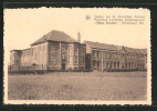 """CPA Achterbosch-Mol, Zusters Van De Christelijke Scholen Middelbare Landelijke Huishoudschool """"Salus Nostra"""" - Ohne Zuordnung"""