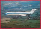 AK Der 'Bavaria'-Fluggesellschaft (BAC Super One-Eleven) ~ Um 1965 - Airmen, Fliers