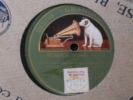 78T Chanson Tango Argentine /Ttrio Argentino - 78 Rpm - Schellackplatten