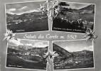 CERETE - SALUTI - BERGAMO - VIAGGIATA - Bergamo