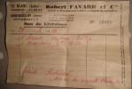 36  -  LE BLANC -  86 - MONTMORILLON  -  Robert  FAVARD  Et Cie -  1976 - France