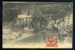 Cpa Du 12 Millau  - Intérieur De Tannerie     OCT13 - Millau