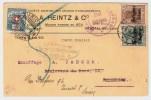 """1916, """" Herstal """" Avec Timbre Taxe Suisse  , #3647 - Weltkrieg 1914-18"""