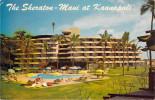 Etats-Unis  HAWAI The Sheraton MAUI Hotel -Maui At Kaanapali (*CATH)*PRIX FIXE - Maui