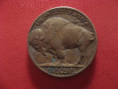 Etats-Unis - USA - 5 Cents 1918 Indian Head 1370 - Émissions Fédérales