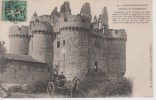 Argenton-Château - Château De L´Ebaupinaye (avec Bel Attelage) - Argenton Chateau