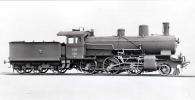 Personenzug-Dampflok B 3/4 1301 - 69 (1905-16) - Eisenbahnen