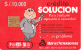 ECUADOR - Banco Amazonas, Chip GEM1.3, Used - Ecuador