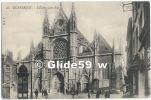 DUNKERQUE - L'Eglise Saint-Eloi (animée) - N° 28 (neuve Avec Dos Blanc) - Dunkerque